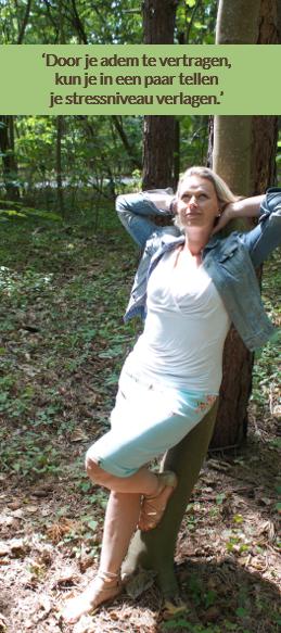voedingsadvies massage zwolle Stress verlagen