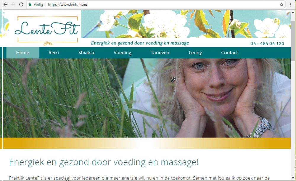 voedingsadvies massage zwolle Website